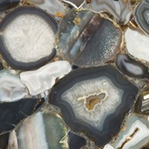 Gray-Agate
